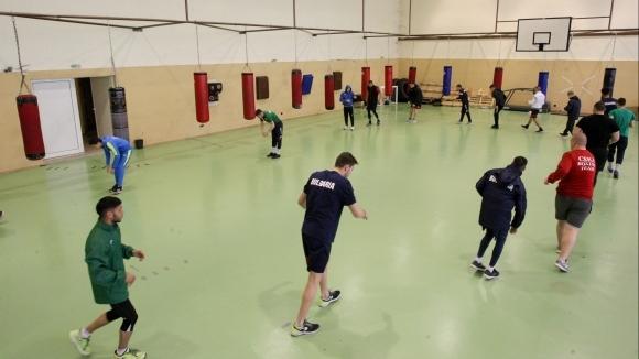 Двама българи на ринга в първия ден на ЕП за юноши и девойки в София