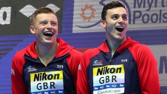 Шампионатът на Великобритания по плуване ще се...