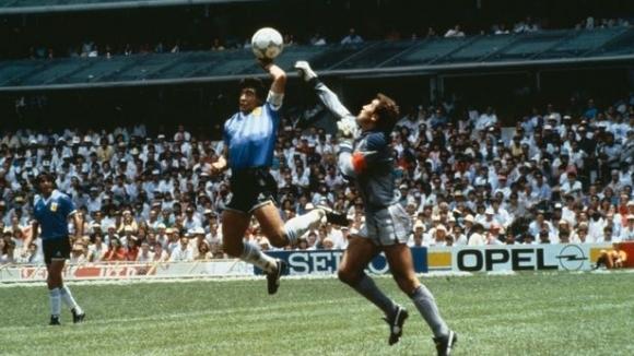 Питър Шилтън: Марадона бе велик футболист, но не и спортсмен