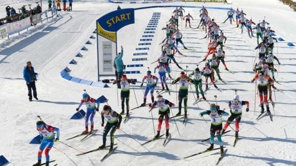 Националите на Словакия пропускат старта на сезона в биатлона