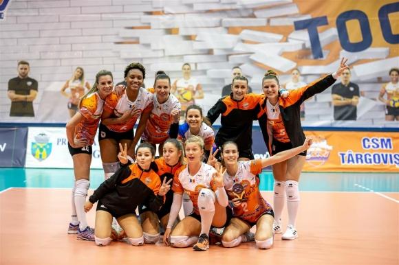 Гери Димитрова и Мария Йорданова на 1/8-финал за Купата на CEV