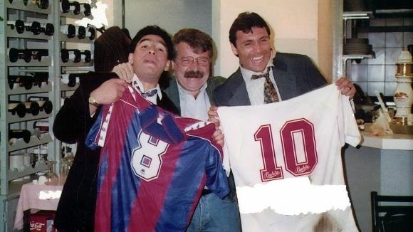 Стоичков: Простих на Марадона, след като видях болката в очите му, оставаме приятели завинаги (видео)