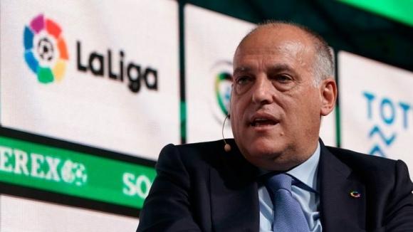 Президентът на Ла Лига: Суперлигата на Европа ще се нуждае от отбор от Марс
