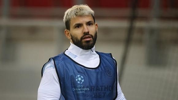 Гуардиола: За Агуеро бе трудно да играе след вестта...