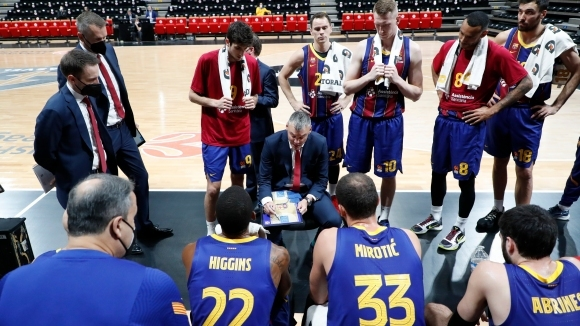 Ясикевичус коментира изненадващата загуба от АСВЕЛ