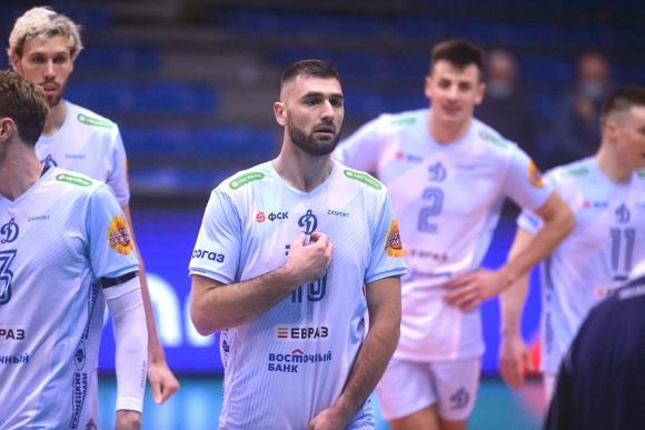 Супер Цецо Соколов с 21 точки, Динамо с 6 от 6 в Русия (снимки)