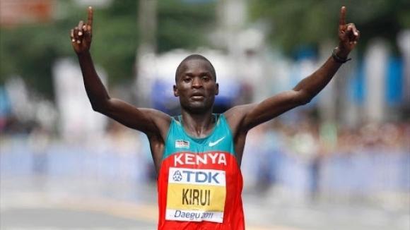 Кируй се надява на място в тройката на маратона на...