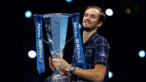 Медведев: Tова е една от най-големите победи в кариерата ми