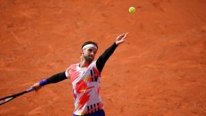 Димитров запази 19-ата си позиция в света