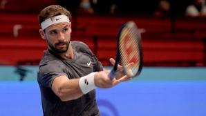 Григор с интересен рекорд във Финалния турнир на ATP