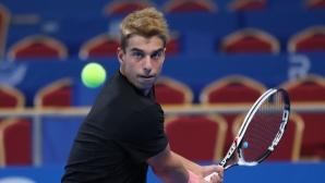 Андреев пропусна много шансове и загуби финала в Гърция