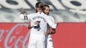 Официално: Реал Мадрид без Рамос и Бензема срещу Интер