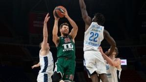 Зенит постигна пета победа в Евролигата