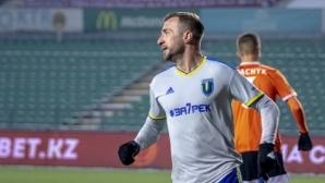 Мартин Тошев с ново попадение в Казахстан (видео)