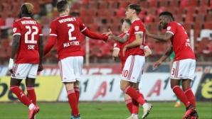 Всички в ЦСКА-София са с отрицателни тестове за COVID-19