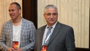 Порточанов: Сигурен съм, че ще стана президент на БФС