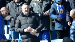 Славиша Стоянович излезе с позиция относно трансферните спекулации