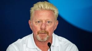 Борис Бекер напуска Германската федерация по тенис