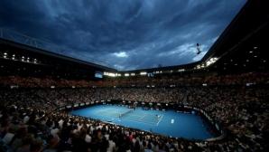 Отлагат старта на Откритото първенство на Австралия