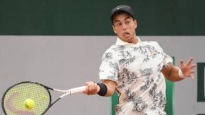 Адриан Андреев се класира за втория кръг на турнир в Гърция