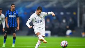 """Реал Мадрид удари Интер в решаваща битка на """"Меаца"""" (видео+галерия)"""