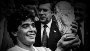 Тридневен траур в Аржентина и Неапол след смъртта на Марадона