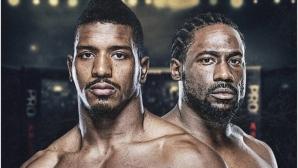 Алонсо Менифилд срещу Уилям Найт на UFC Fight Night 188