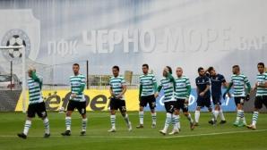 Илиан Илиев обяви групата на Черно море за Славия