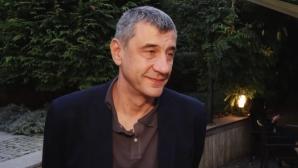 Роберт Гергов: Бях впечатлен от професионализма на Варчев