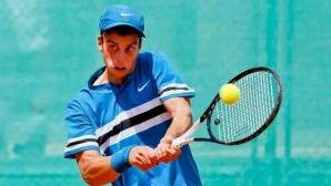 Адриан Андреев е на полуфинал в Гърция