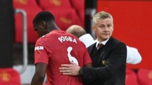 Юнайтед без Погба и срещу Саутхамптън