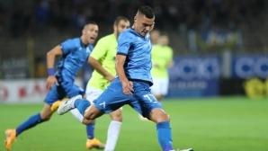 Славиша Стоянович останал впечатлен от футболист на Левски