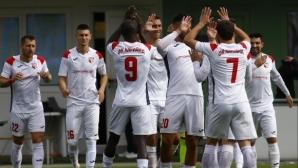 Кариана победи в може би един от последните мачове на тима във Втора лига