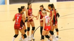 Мария Каракашева с 16 точки, Динамо (Букурещ) с 5-а победа
