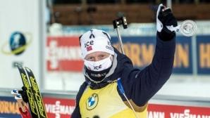 Тингес Бьо спечели спринта в Контиолахти, Сипанов остана 44-ти