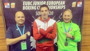 Владояну донесе девети медал на България от Европейското