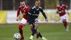 Александър Александров: И двата отбора влязоха малко нервно в мача