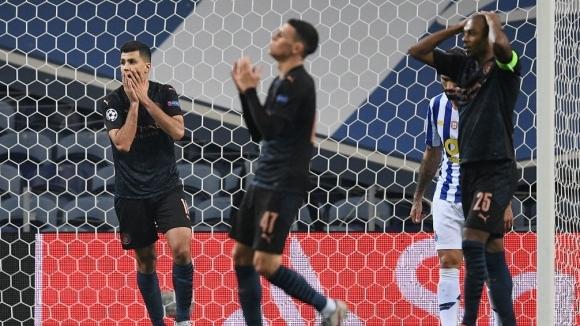 Порто спря победната серия на Ман Сити, но въпреки...