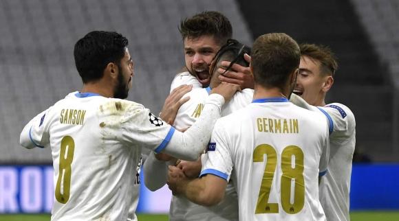 Първите голове донесоха първа победа за Марсилия...