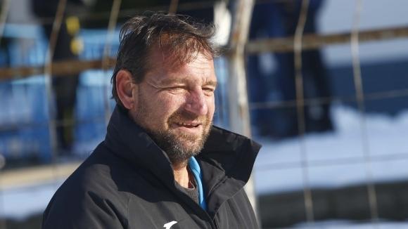 Треньорът на Севлиево: Нищо не се е объркало, момчетата се раздадоха на този тежък терен