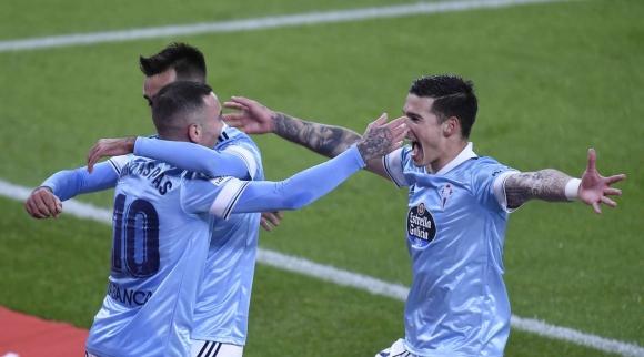Селта продължава възхода си с успех в Билбао