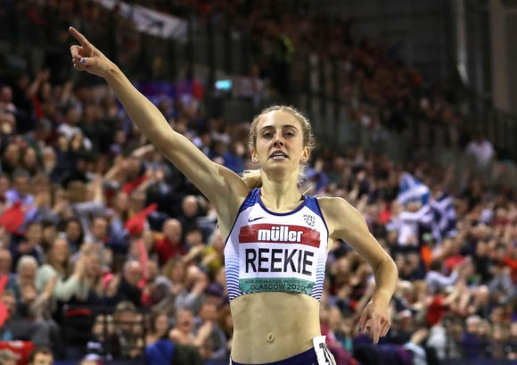 Обявиха най-добрите атлети на Великобритания за 2020 г.