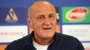 Бивш треньор на Левски се зае да спасява италиански тим
