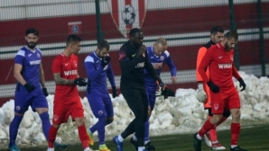 Отложиха мач от Втора лига заради снега, Етър - Царско село е под въпрос
