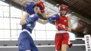 Румяна Александрова стигна финал на Европейското по бокс