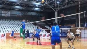 Дунав с трета победа във Втората осмица