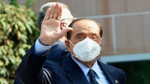 Берлускони в тежко състояние след преболедуване на коронавируса