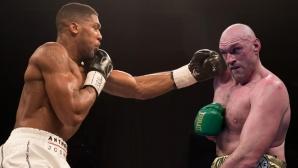От WBC се надяват Джошуа да бие Пулев