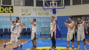 Локомотив 2020 с четвърта поредна победа в ББЛ, А група