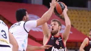 Везенков се завърна в игра за Олимпиакос